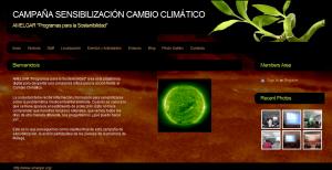 Campaña Cambio Climático