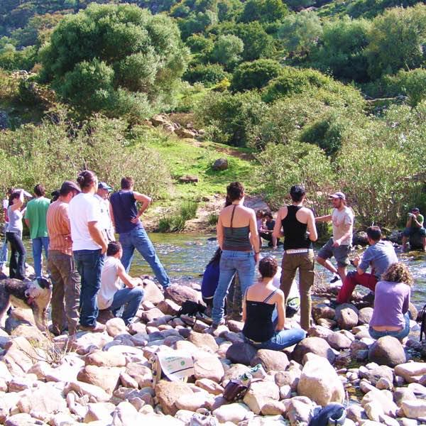 Proyecto de Voluntariado Medioambiental ANDARRIOS - AMELGAR