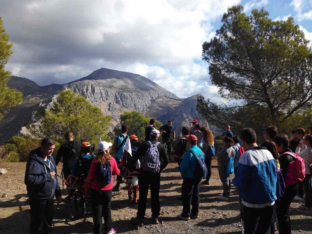 Rutas del mes de octubre por la Gran Senda de Málaga
