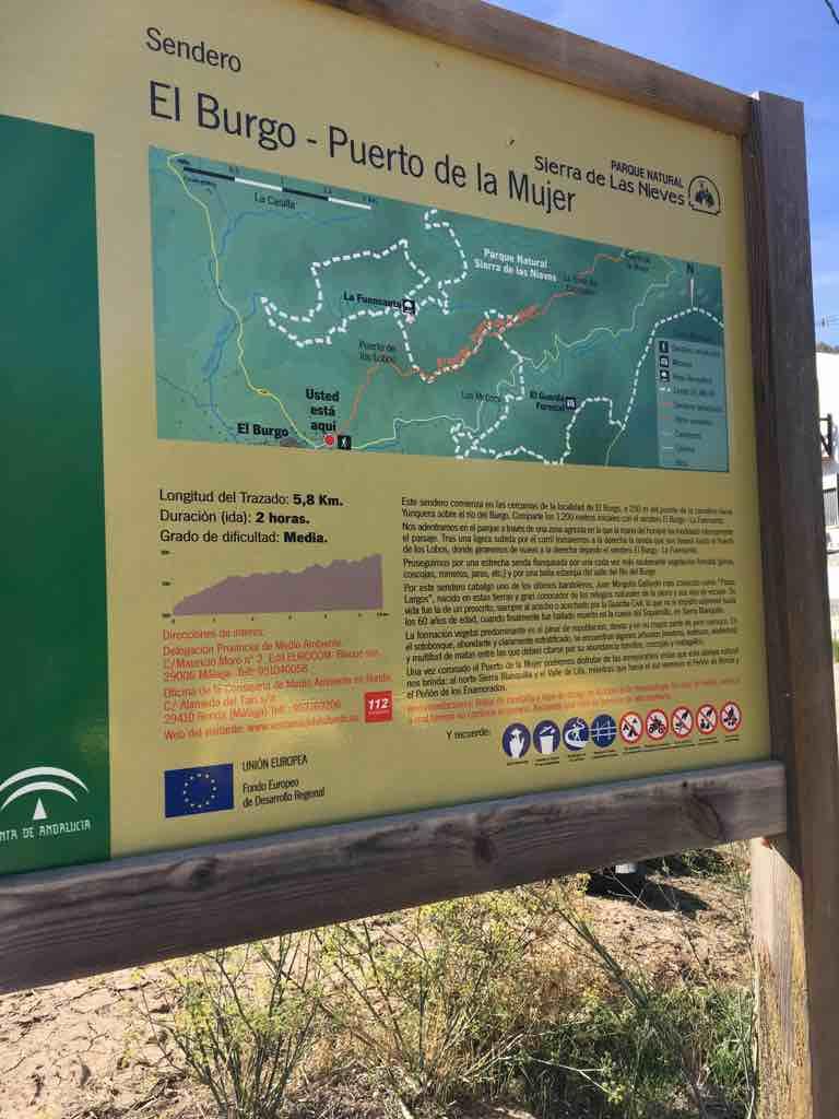 Ruta Puerto de la Mujer en el Burgo y Ruta Lagar de Torrijos con la Obra Social la Caixa